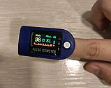 Пульсоксиметр GrowWin Pulse Oximeter LK88 OLED экран + батарейки в комплекте!, фото 4