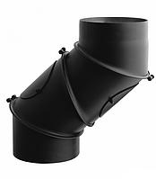 Колено Ø 130, 2 мм четырёхсегментное