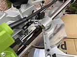 Пила торцовочная Procraft с протяжкой PGS2600 (2600 Вт, 255 мм), фото 5