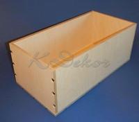 Ящик 1 Короб заготовка для декупажа и декора