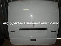 Крышка багажника Мерседес Вито W639 ляда Vito бу, фото 1