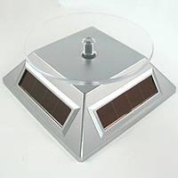 Демонстрационный вращающийся столик на солнечной батарее, фото 1