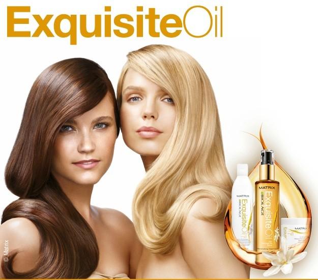 Линия Biolage Exquisite Oil - Революция восстановления и лечения волос