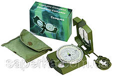 Армійський рідинний компас Lensatic TSC-068