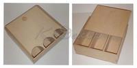Коробка пенал (Органайзер) заготовка для декупажа и декора