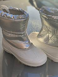 Cапоги зимние женские Сноубутсы