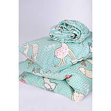 Постельное белье в детскую кроватку Viluta. Сатин 461, фото 3
