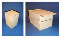 Свадебная Коробка для денег и пожеланий №2 заготовка для декупажа и декора