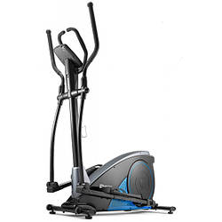 Орбітрек Hop-Sport HS-060C Blaze iConsole+ black/blue + mat