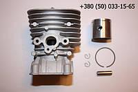 Цилиндр и поршень для Husqvarna 125L, 125R, 128L, 128R