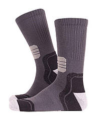 Термоноски женские для бега Running Thermoform HZTS-21A 39-42 Темно-серый, КОД: 1654024