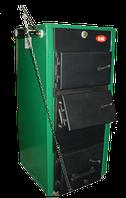 КОТВ-18М (трехдверочный) Котел отопления 18 квт на твердом топливе
