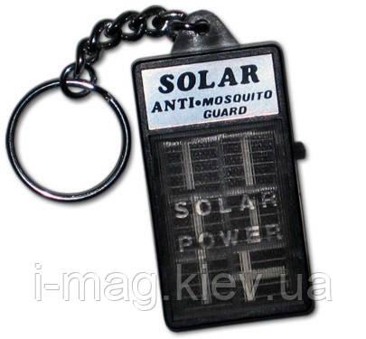 Антимоскитный брелок на солнечной батарее