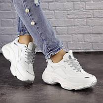 Жіночі кросівки Fashion Harper 1463 36 розмір 23 см Білий, фото 3