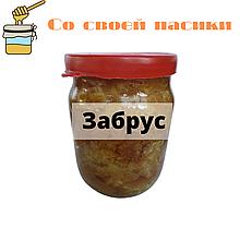 Мед, забрус (Своя пасіка) 0.5 л