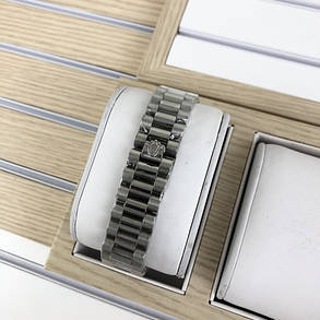Часы Мужские Rlx Datejust Silver-White, фото 2