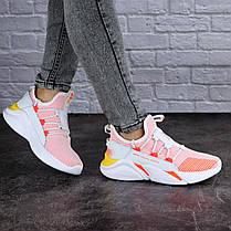 Жіночі кросівки Fashion Louie 1880 36 розмір 23 см Рожевий, фото 3