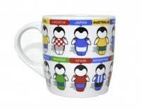 Чашка керамічна ОСЗ Football 350 мл 75000264