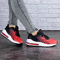 Женские кроссовки Fashion Person 1728 37 размер 23,5 см Черный, фото 3