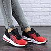 Женские кроссовки Fashion Person 1728 37 размер 23,5 см Черный, фото 2
