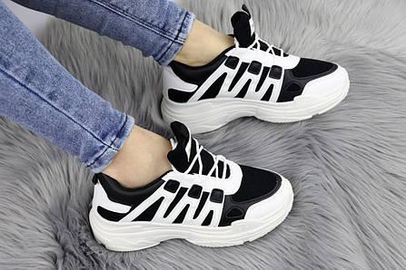 Женские кроссовки Fashion Sonny 1167 36 размер 22,5 см Черный, фото 2
