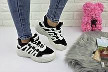 Женские кроссовки Fashion Sonny 1167 36 размер 22,5 см Черный, фото 3