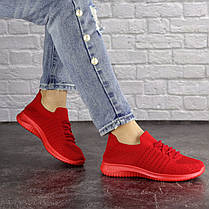 Женские кроссовки Fashion Stella 1577 36 размер 23 см Красный, фото 3