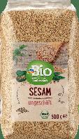 Органическое семена кунжута dm Bio Saaten Sesam, 500 гр