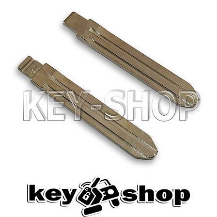 Лезвие для выкидного ключа Geely (Джили), фото 2