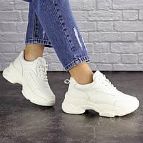 Жіночі кросівки Fashion Vixen 1683 38 розмір 23,5 см Білий, фото 2