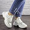 Жіночі кросівки Fashion Yandy 1682 37 розмір 22,5 см Білий, фото 2