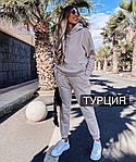 Женский спортивный костюм «Резинка Турция», фото 4