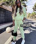 Женский спортивный костюм «Резинка Турция», фото 5