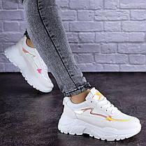 Жіночі кросівки Fashion Blanca 1912 38 розмір 23,5 см Білий, фото 2