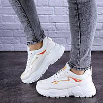 Жіночі кросівки Fashion Blanca 1912 38 розмір 23,5 см Білий, фото 3