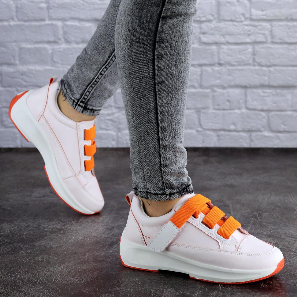Женские кроссовки Fashion Boma 1974 39 размер 24 см Белый