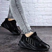 Женские кроссовки Fashion Bro 1999 37 размер 23,5 см Черный, фото 2