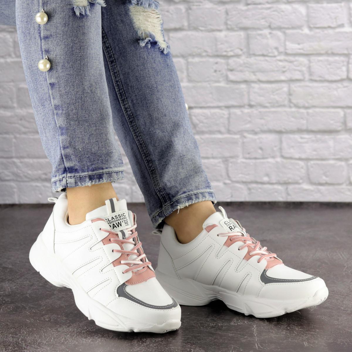 Жіночі кросівки Fashion Caitlyn 1532 36 розмір, 23,5 см Білий
