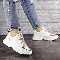 Жіночі кросівки Fashion Caitlyn 1532 36 розмір, 23,5 см Білий, фото 3