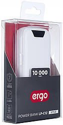 Портативна батарея (Power Bank) Xipin T56/РХ102 10000 mAh Black