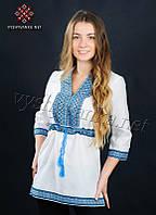 Женская вышиванка-туника 0011