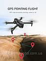 Квадрокоптер SG906 PRO 2 + Кейс GPS 3-x осевая стабилизация  Wi-Fi FPV 4K Камера  дистанция 1500м 26 минут, фото 5