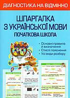 Схеми та таблиці. Українська мова для учнів початкових класів. (вид-во: Торсінг), фото 1