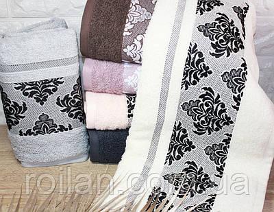 Банные турецкие полотенца Luisa Абажур