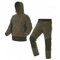 Флісовий чоловічий костюм GRAFF (Графф) 224-P