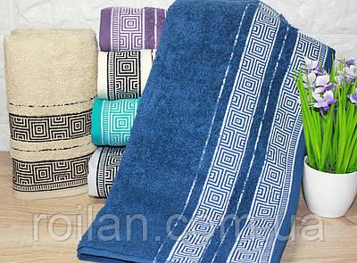 Банные турецкие полотенца Luisa Лабиринт