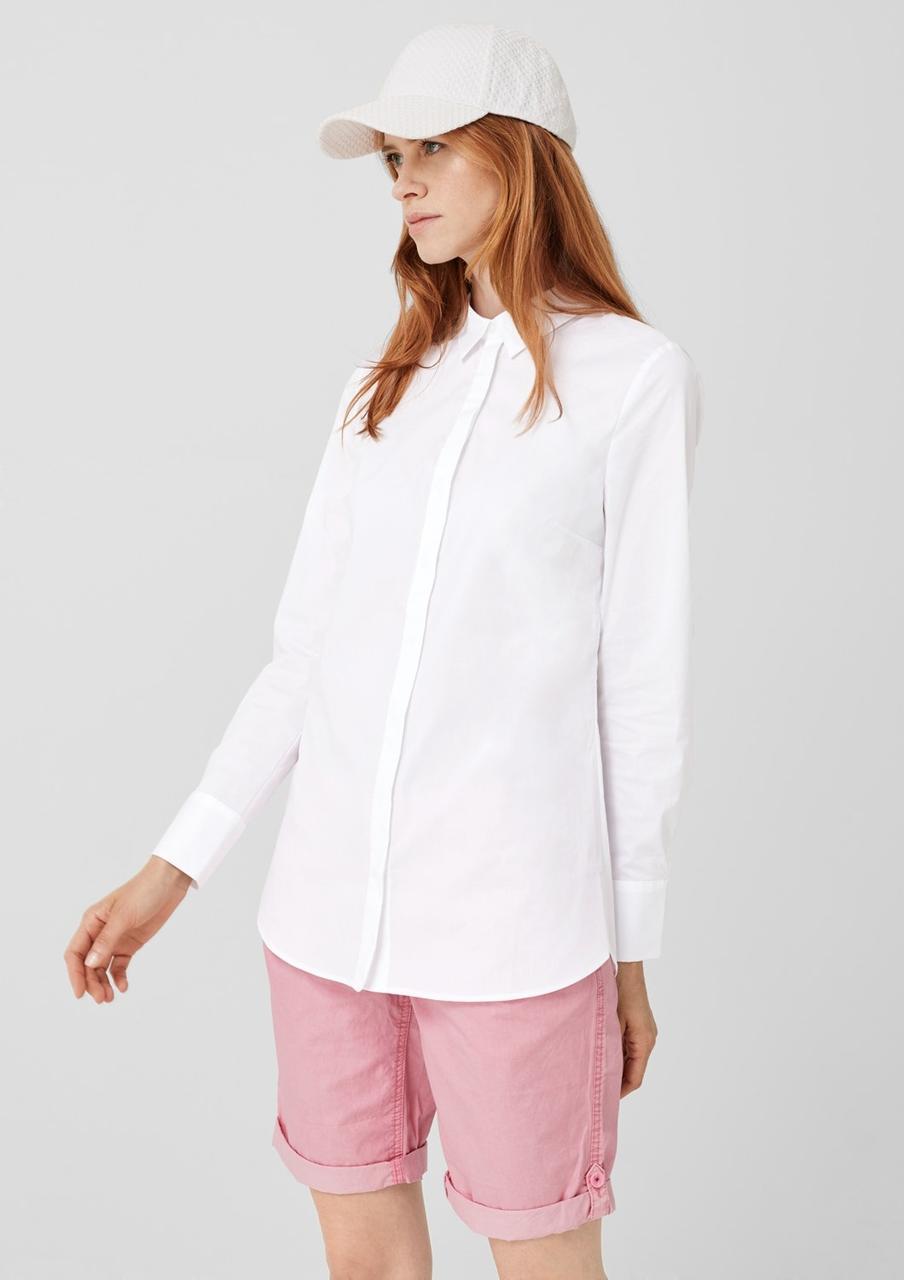 Рубашка S.Oliver 1271193 M Белый