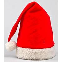 Новогодняя красная шапка Деда Мороза,Санта Клауса