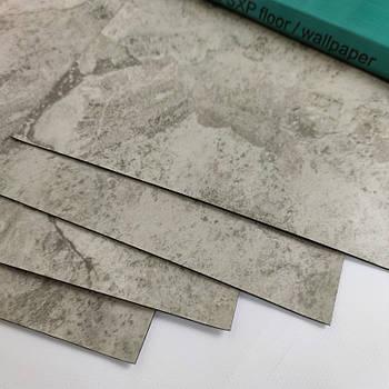 Виниловая плитка Мрамор оникс (длина 600 мм) гибкая самоклеящаяся
