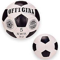 Мяч футбольный FP028, Пакистан №5, PU, 420 грамм